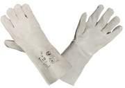 Продам рукавицы спилковые, краги.