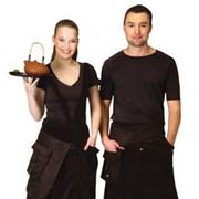 скатерти,  салфетки,  форма для ресторанов