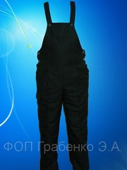 Спецодежда, форменная одежда